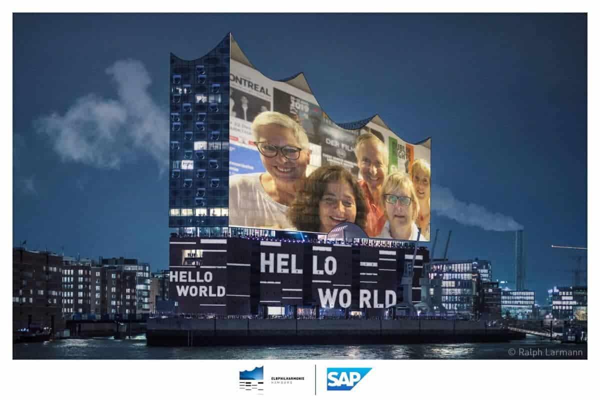 Highlight des Tages – vom Hauptbahnhof zur Elbphilharmonie