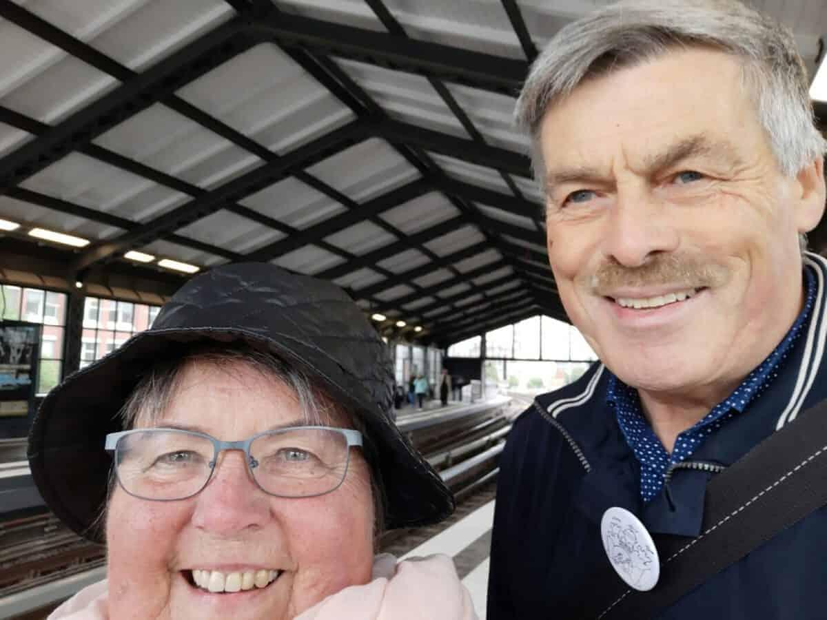 HafenCity und Elbphilharmonie: Great, Greeter, Gordon!