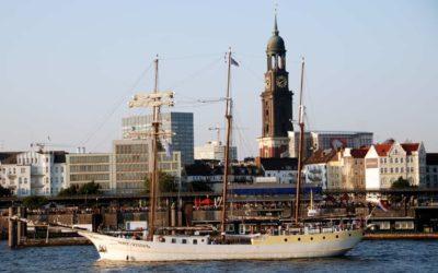 A wonderful tour of Hamburg
