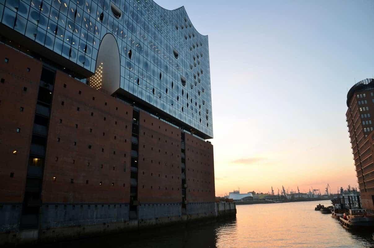 Die HafenCity und Elbphilharmonie aus Sicht eines Hamburgers