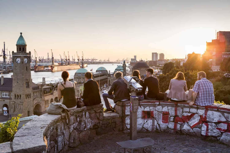 Hamburg Greeter - Landungsbrücken