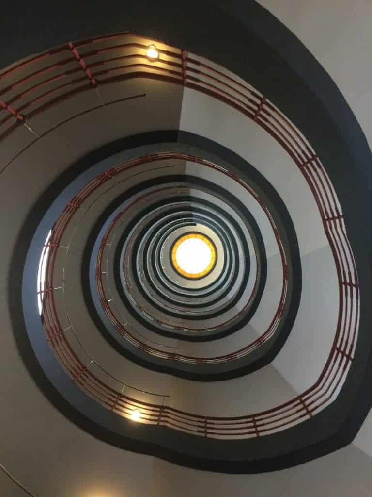 Alte und neue Architektur in Hamburg