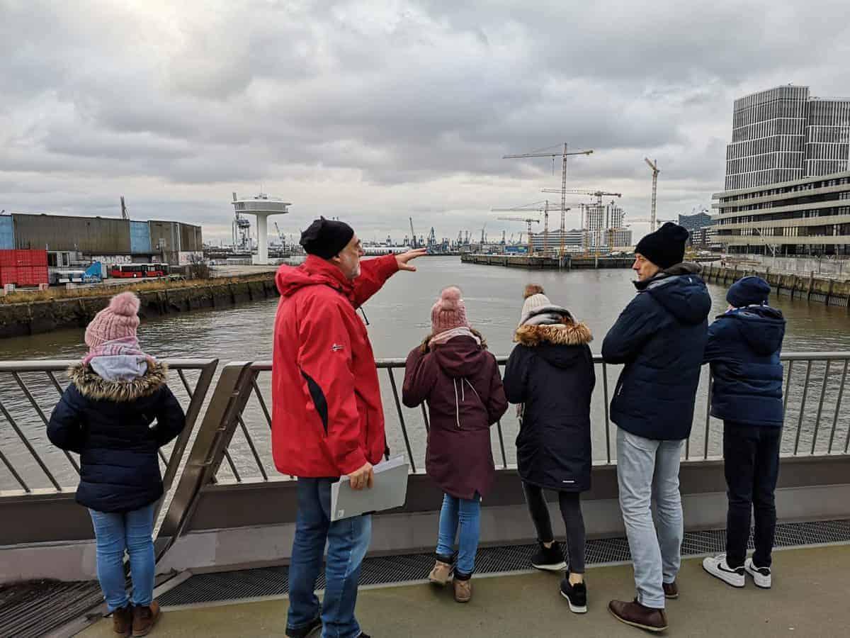 Speicherstadt und HafenCity für jedes Alter interessant!