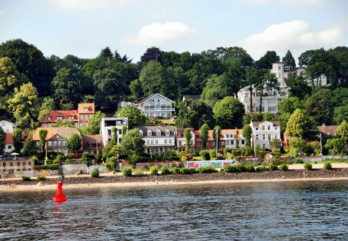 Die Elbe – Ebbe und Flut im ewigen Wechsel