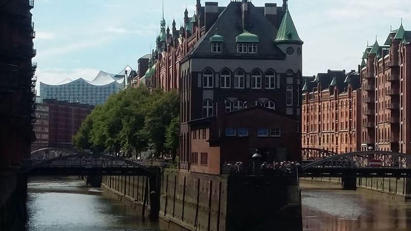 Hamburger Speicherstadt - Foto: Hamburg Greeter