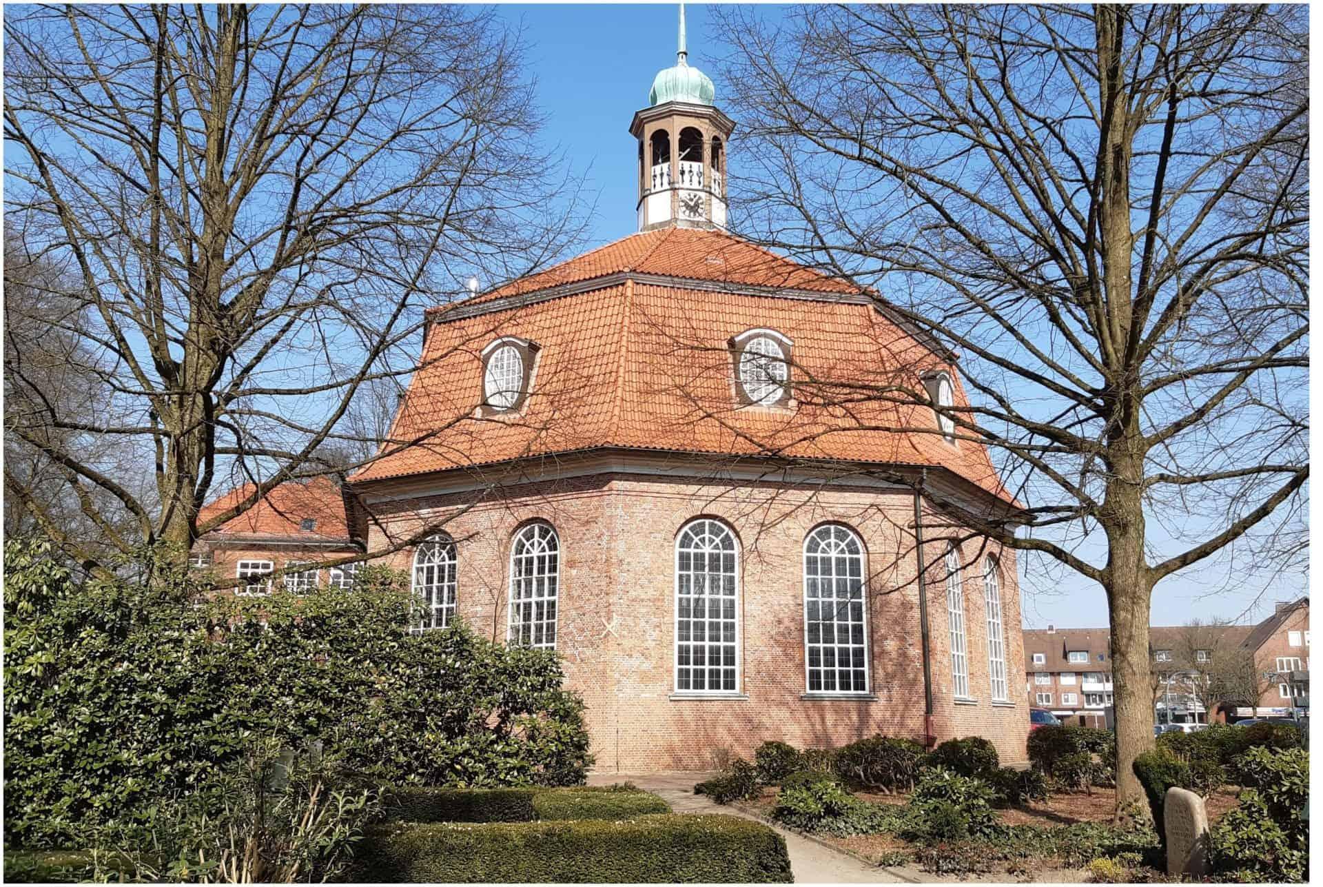 Hamburg-Niendorf Marktkirche
