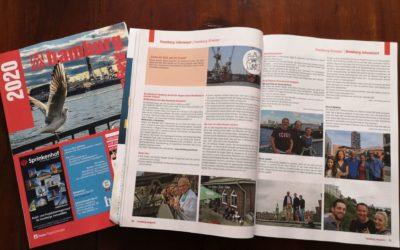Hamburg Magazin über die Hamburg Greeter – März 2020
