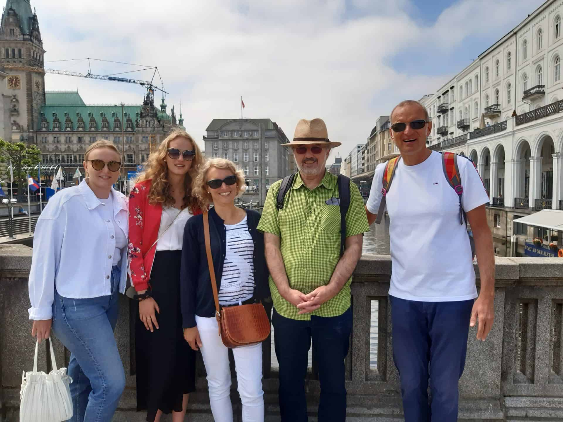 Vom Kontorhausviertel zur Elbphilharmonie