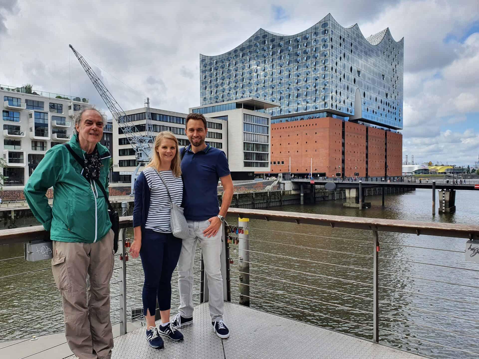 Greet zur Elbphilharmonie - Foto: Hamburg-Greeter