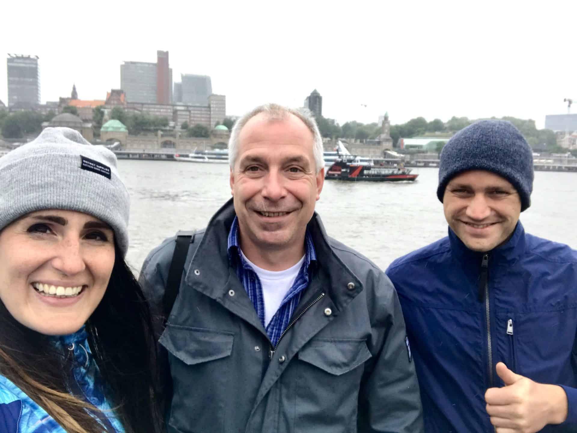 Ein großartiges Erlebnis – Hamburg und sein Hafen