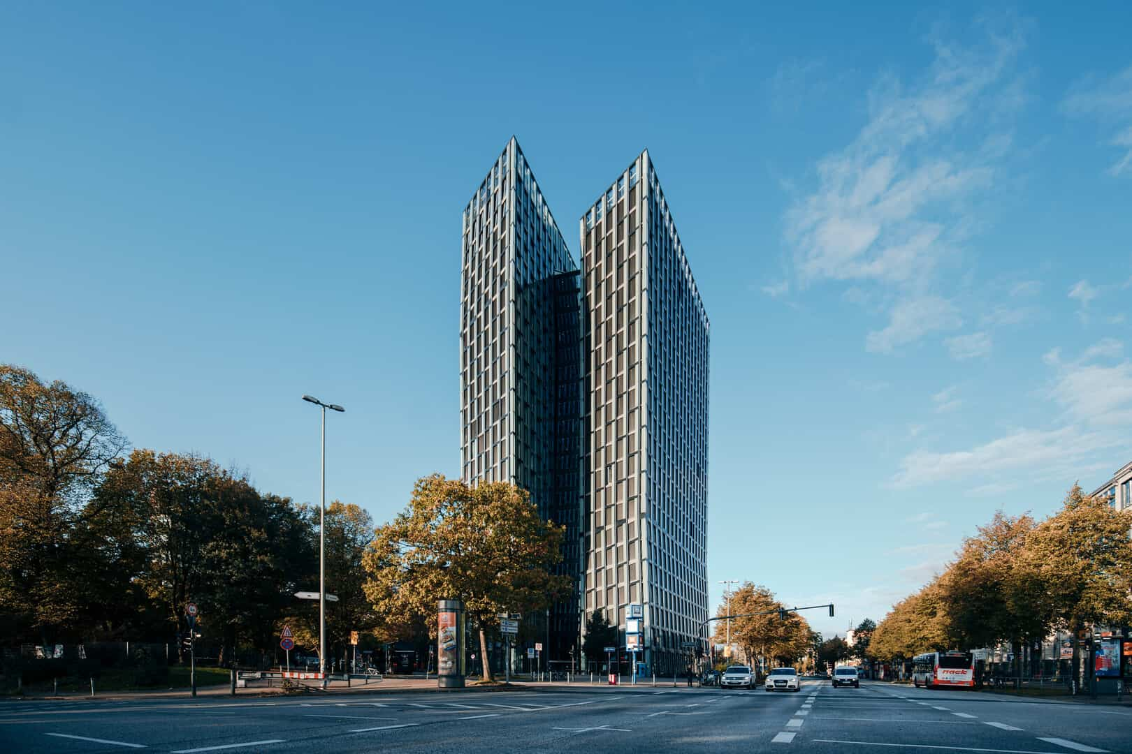 Die Tanzenden Türme - Foto: Mediaserver Hamburg - Konstantin Beck