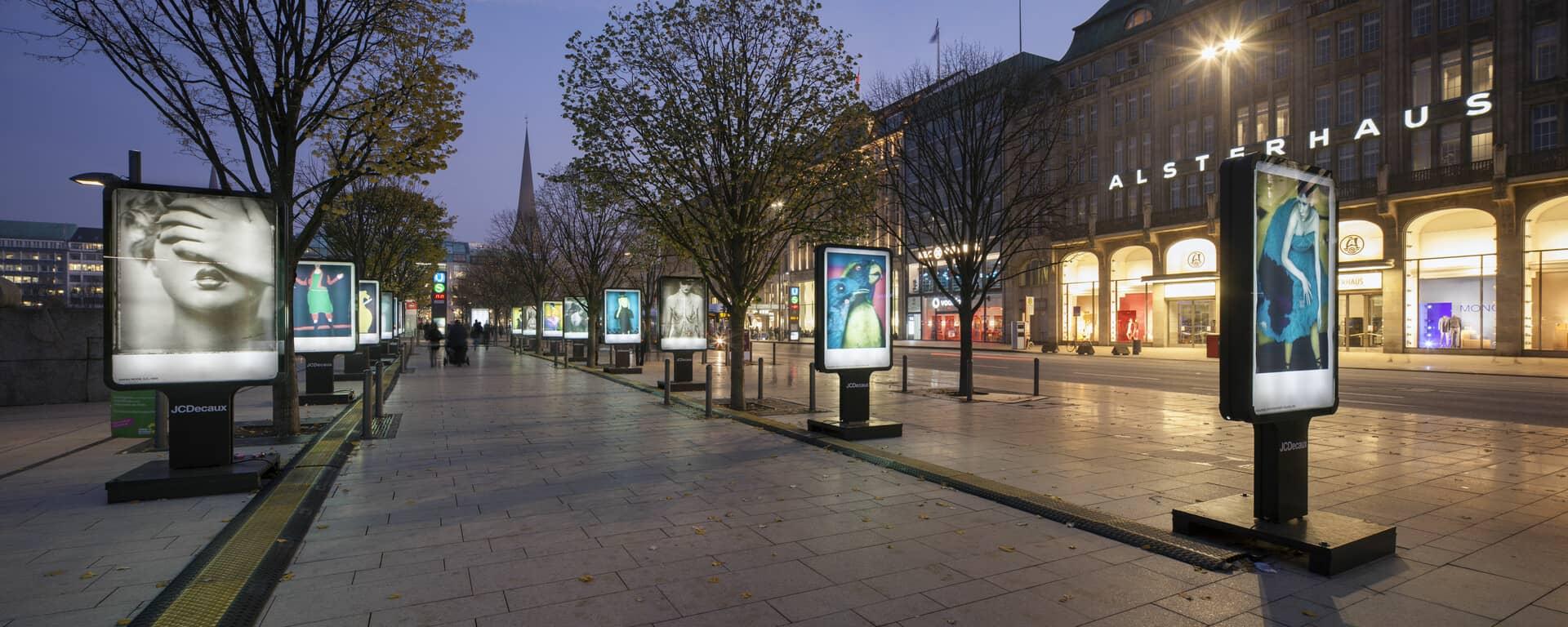 Galerie am Jungfernstieg - Foto: Mediaserver Hamburg - Deichtorhallen