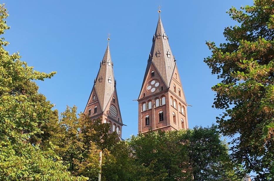 Mariendom St. Georg - Foto: Hamburg-Greeter