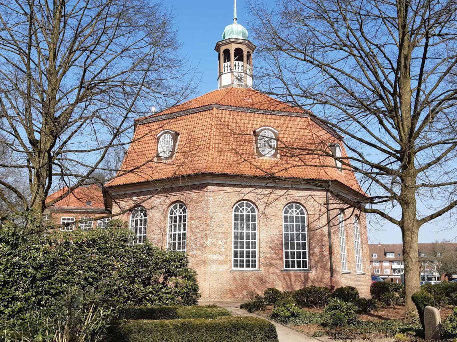 Niendorf church