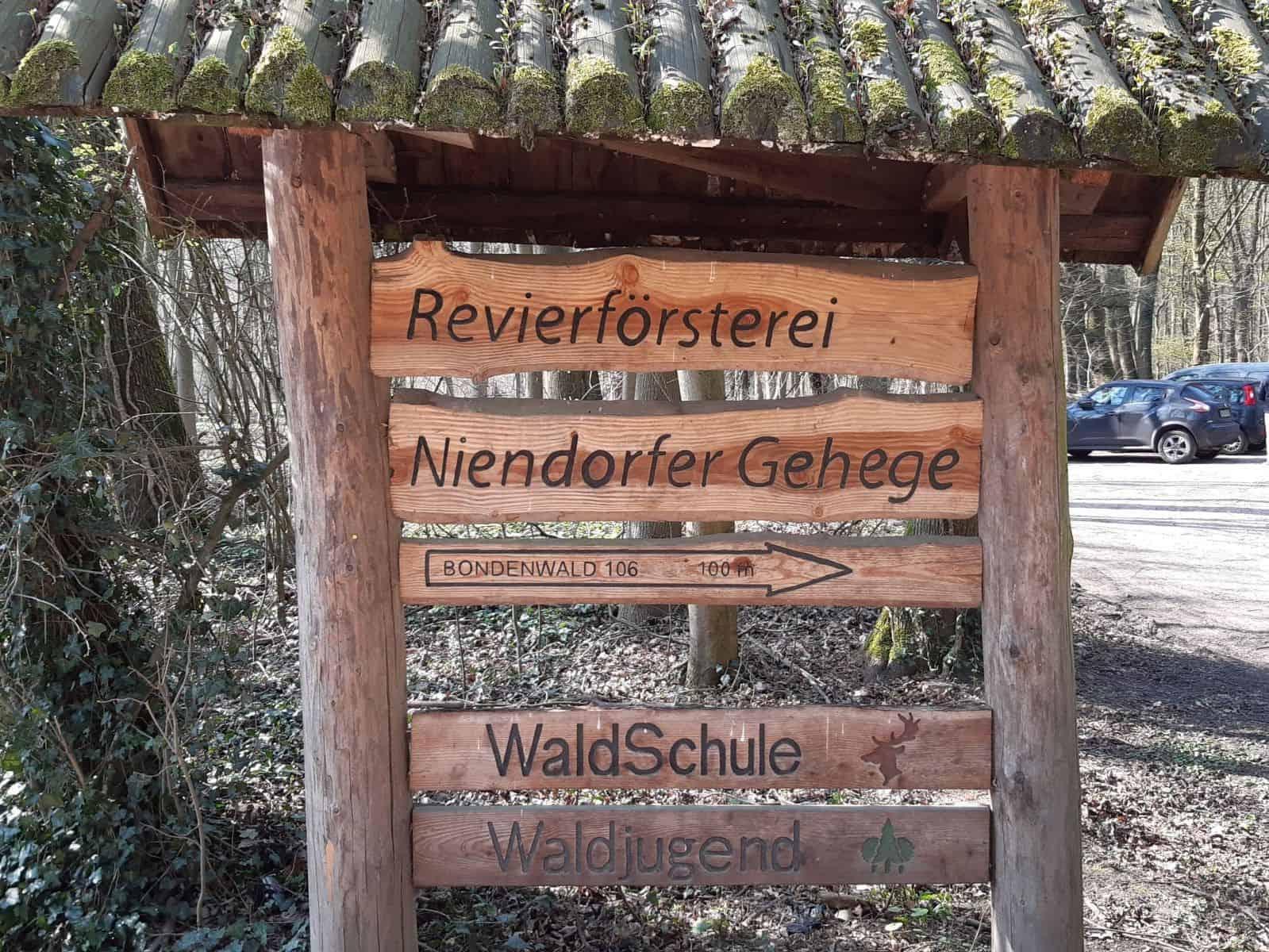 Revierförsterei - Foto: Jürgen Schlenker