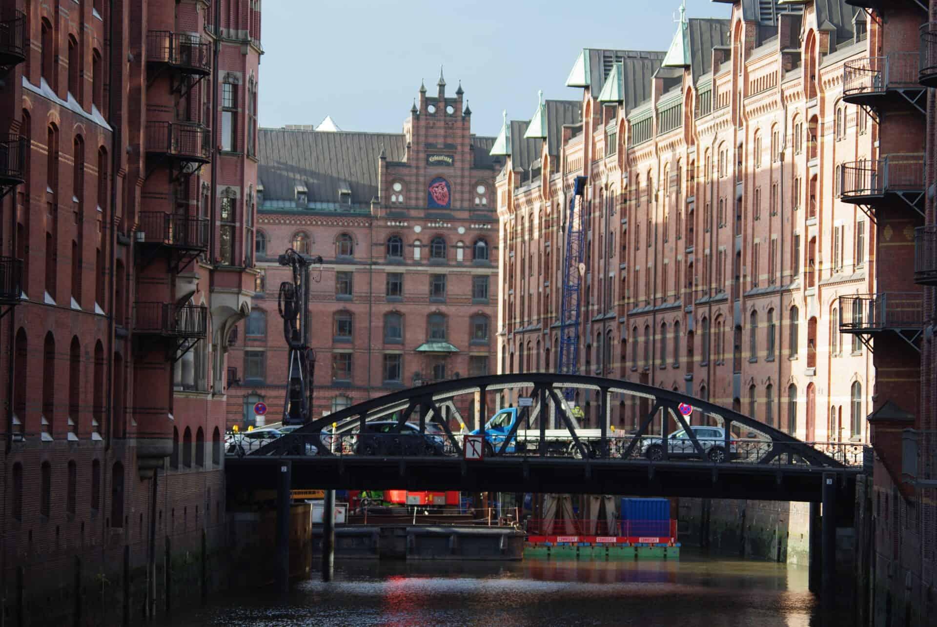 Speicherstadt Hamburg - Foto: Jürgen Schlenker