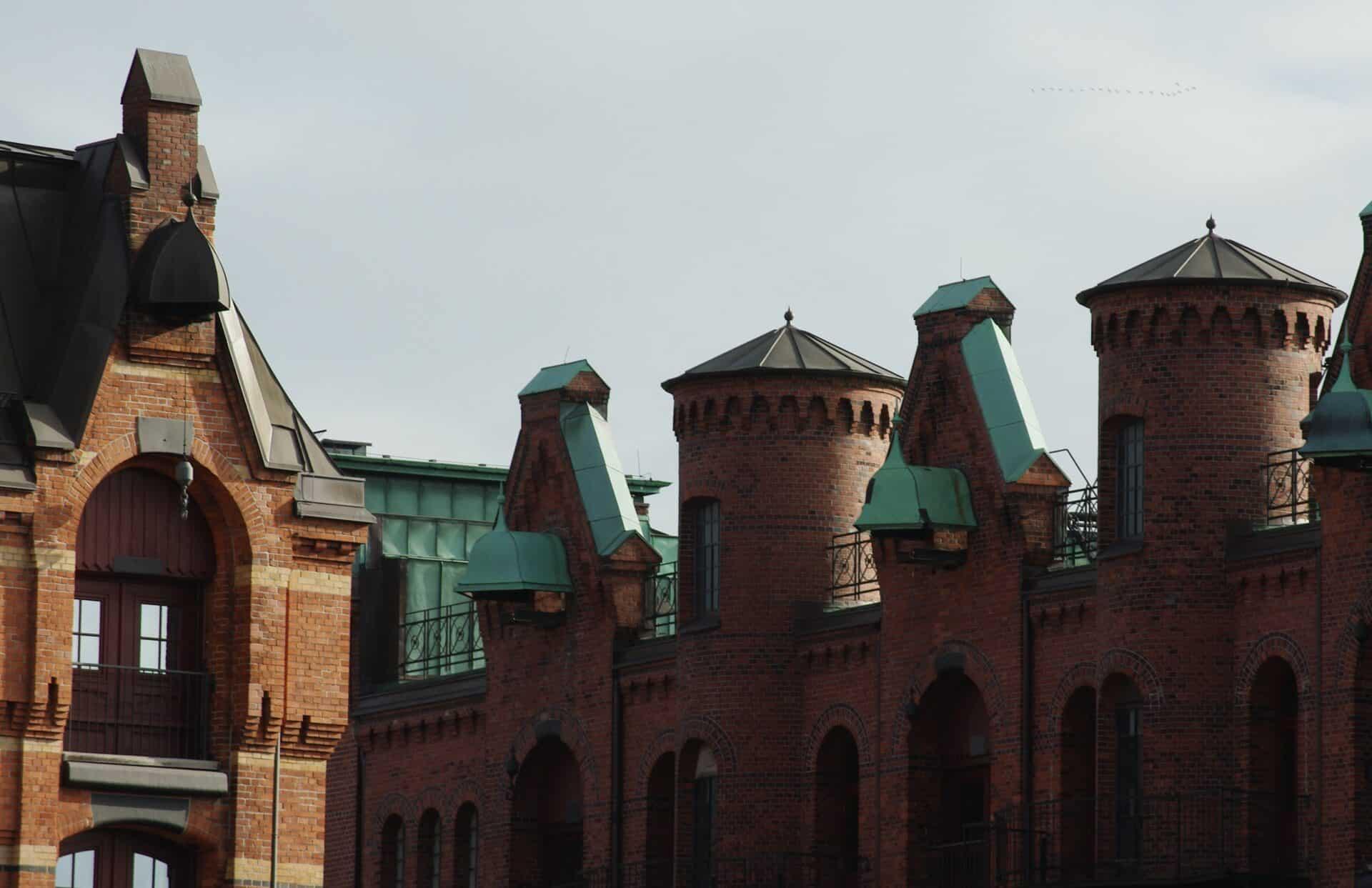 Architektur Speicherstadt Hamburg - Foto: Jürgen Schlenker