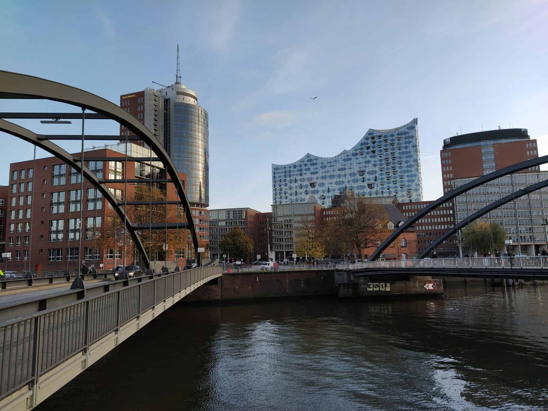 HafenCity - Hamburg's youngest district