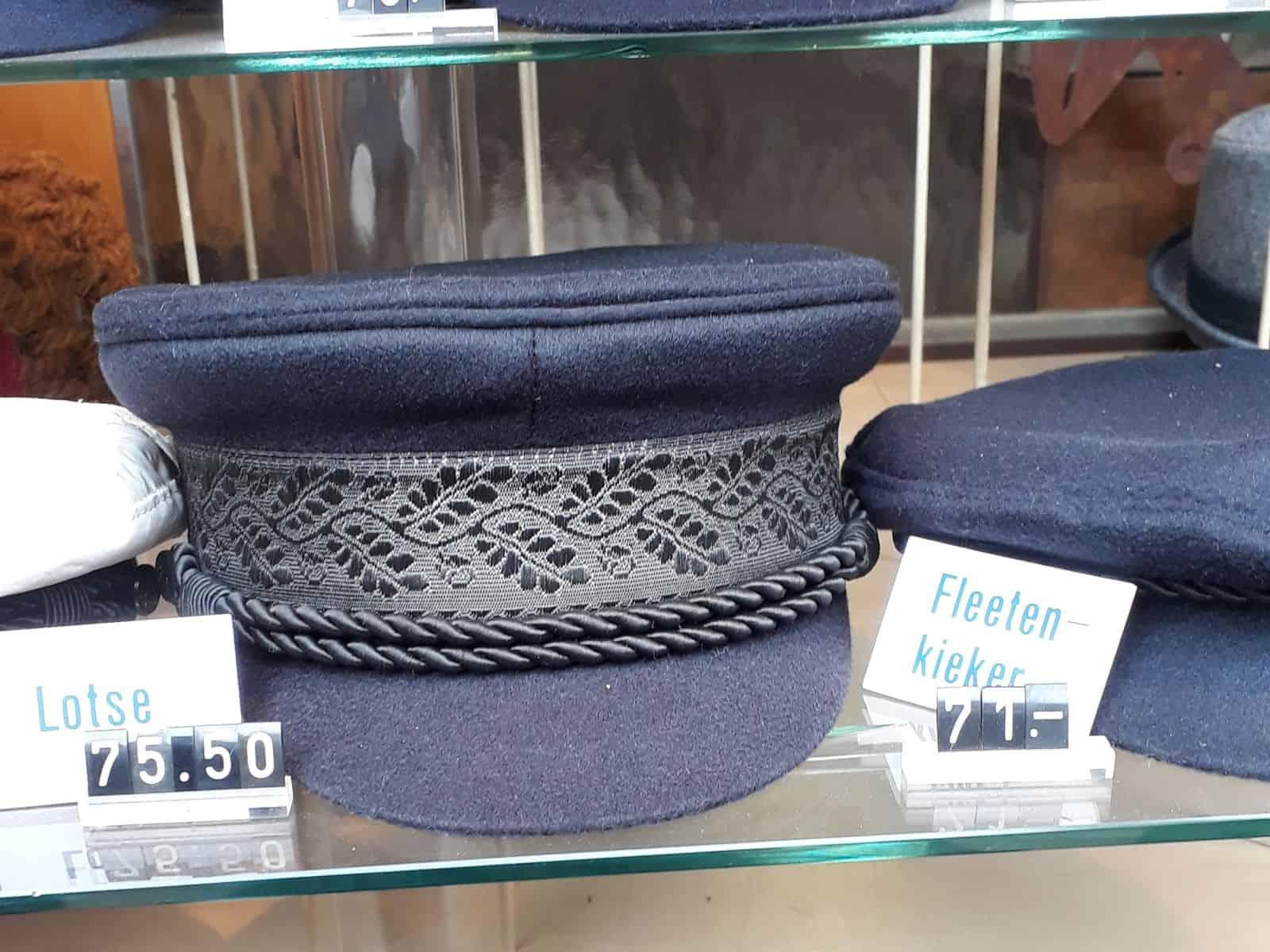 Hamburg Hüte - Foto: Fred Schübbe