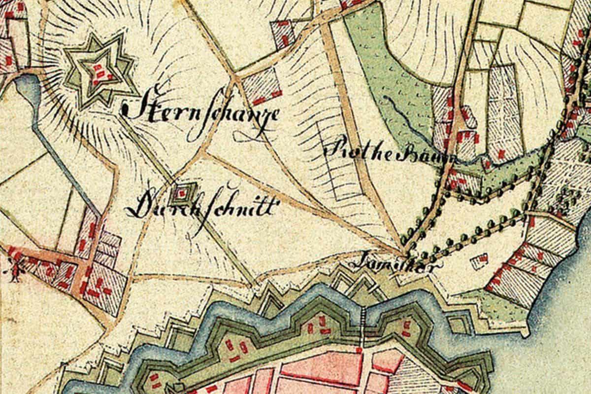 Sternschanze map section