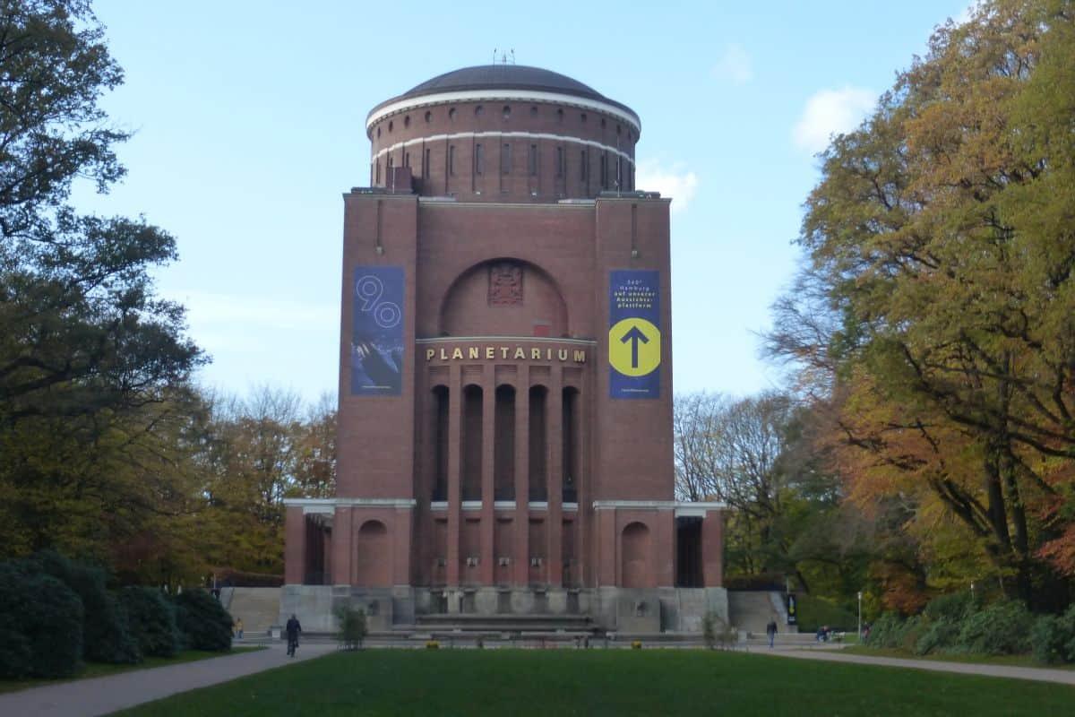 Planetarium Hamburg - Foto: Rainer Schneehorst