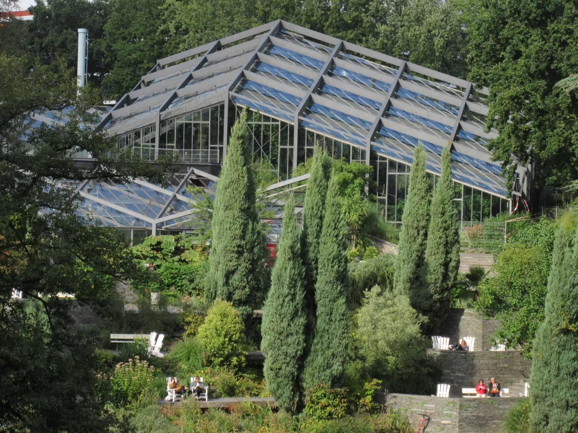Planten und Blomen - Alter Botanischer Garten