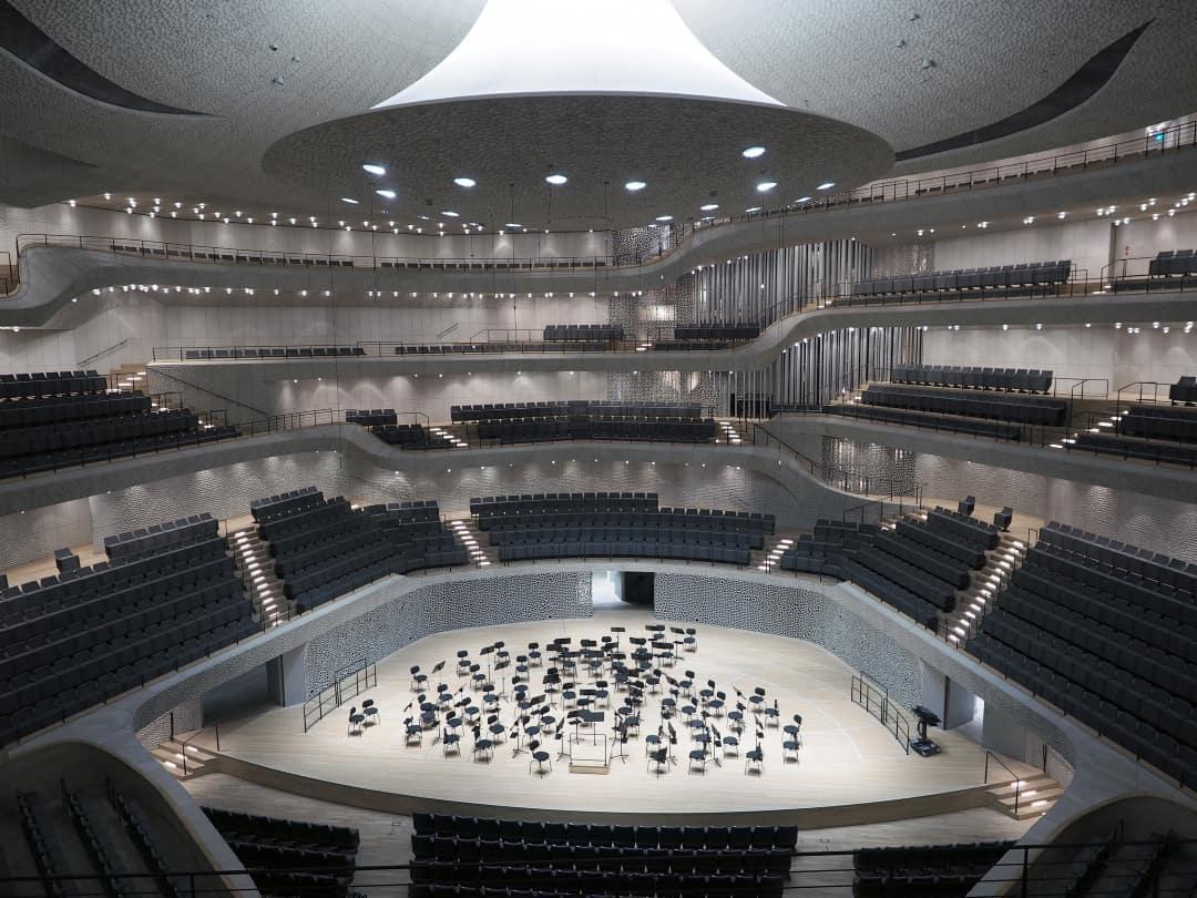 Elbphilharmonie Hamburg - Großer Saal - Foto: Elbphilharmonie Hamburg © Gilda Fernandez