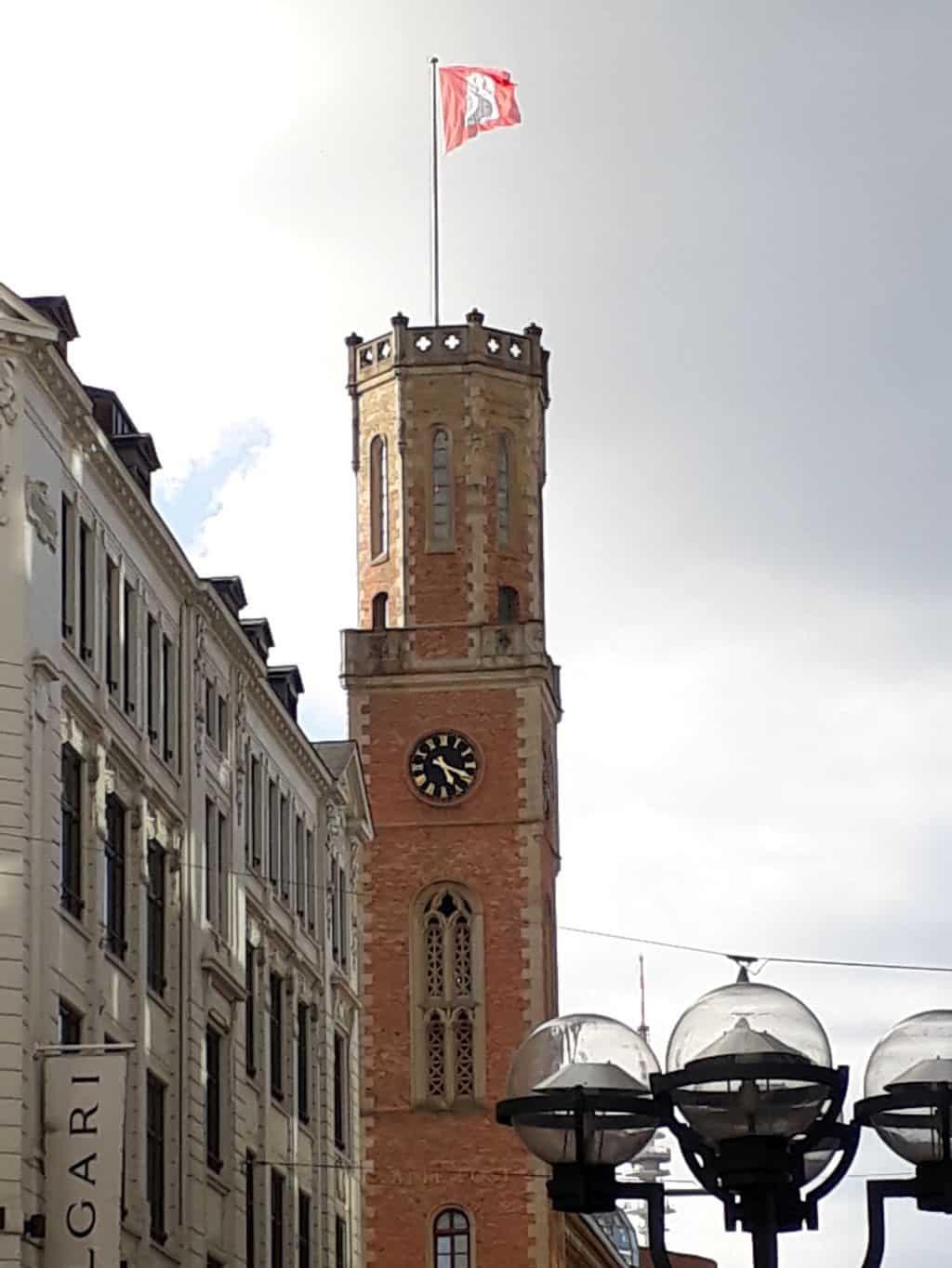 Rathaus - Alte Post - Foto Fred Schübbe