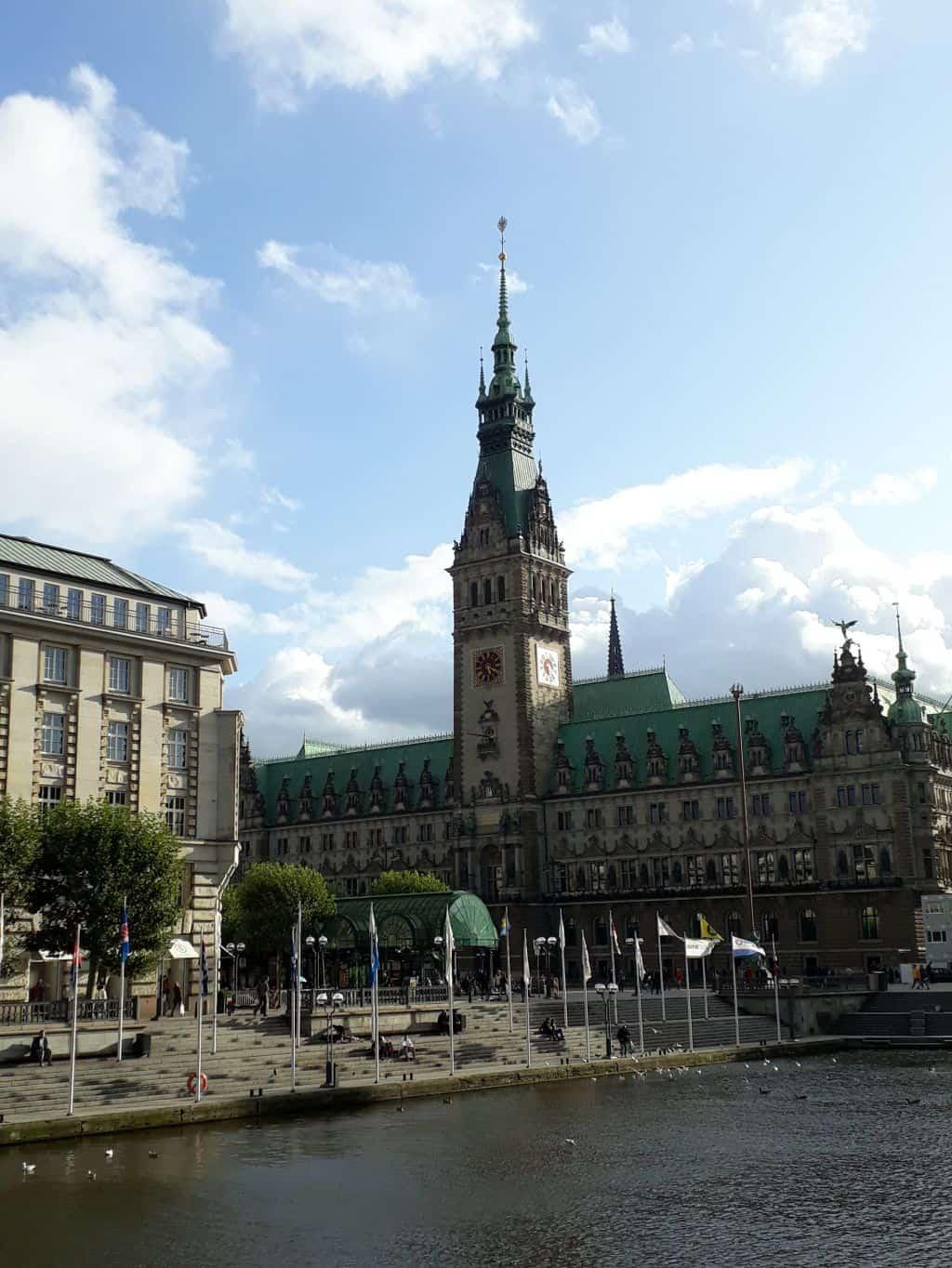 City Hall - Foto Fred Schübbe
