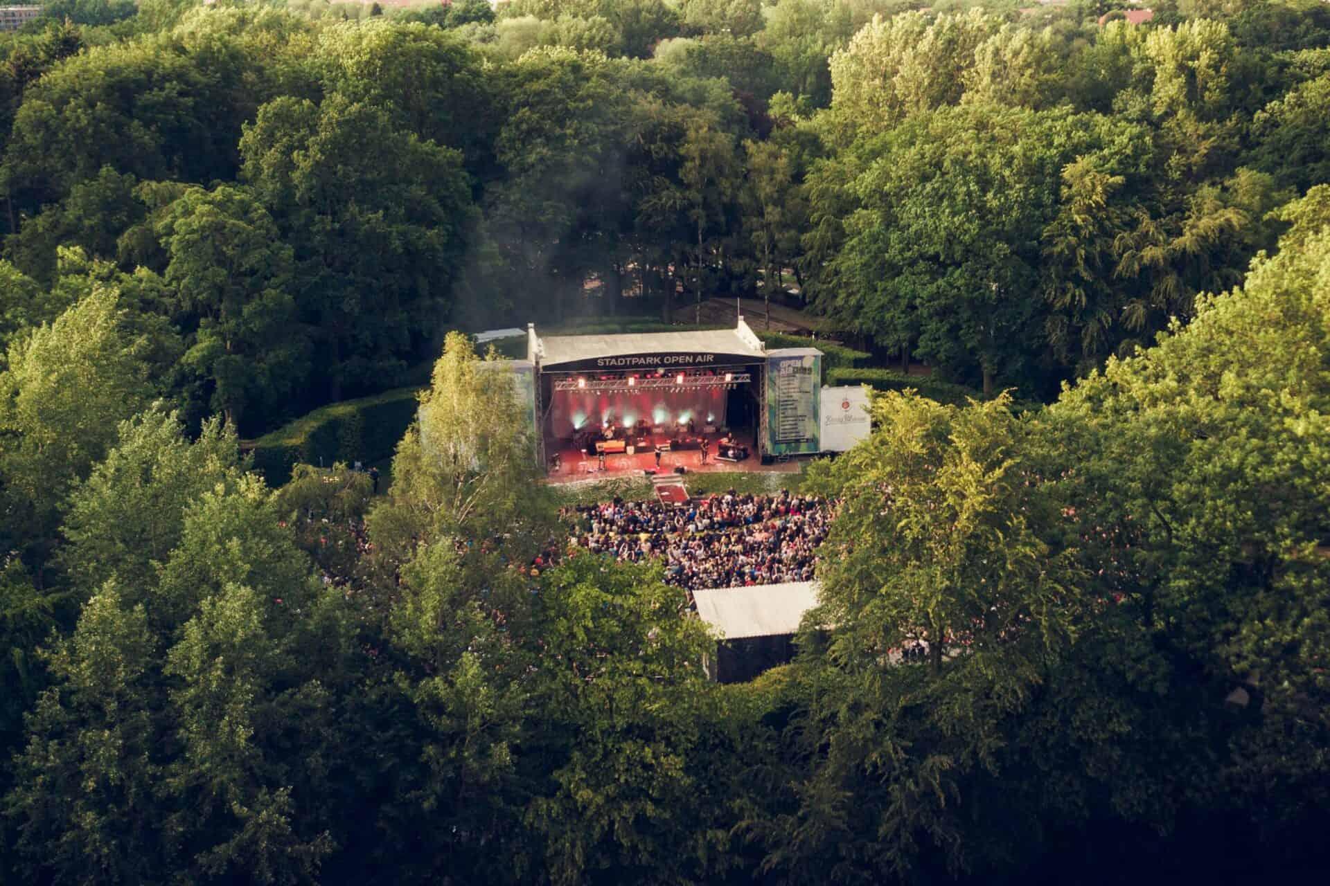Freilichtbühne Stadtpark - Foto: Lukas Lau