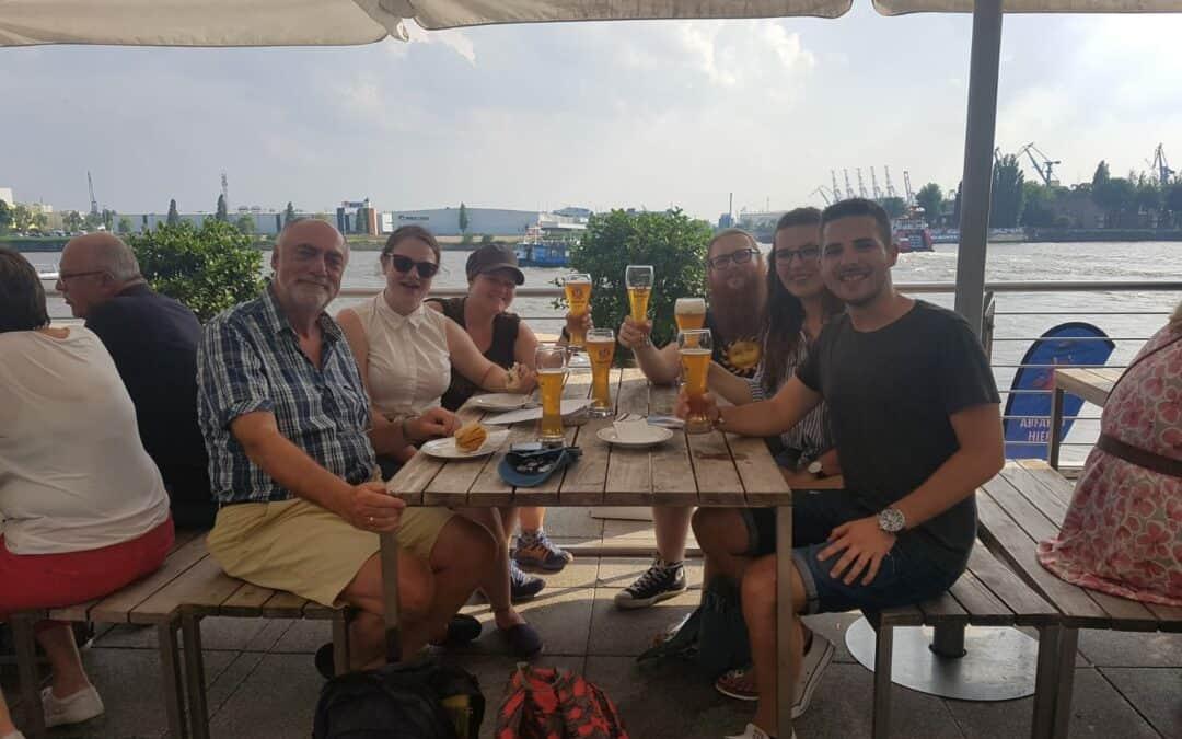 Ein unvergessener Tag in Hamburg