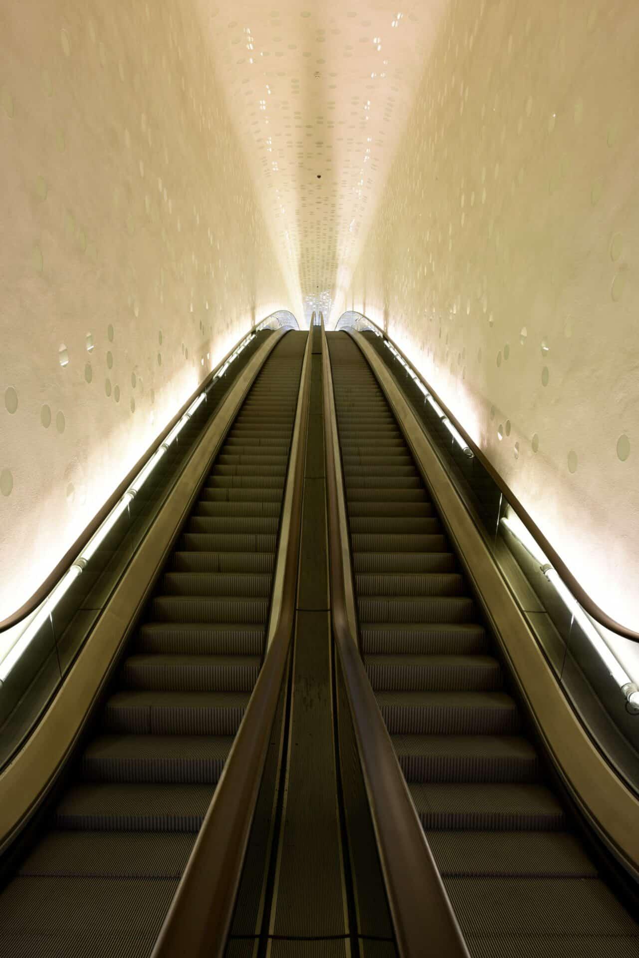 Elbphilharmonie The Tube - Foto: Michael Zapf