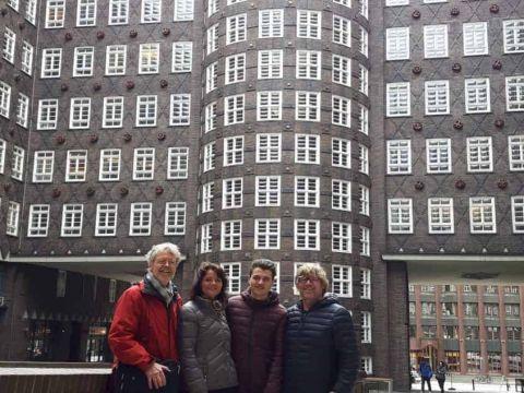 Free tour in Kontorhausviertel Hamburg